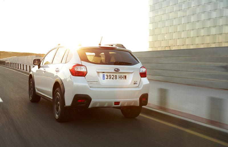 Foto Exteriores Subaru Xv Suv Todocamino 2012
