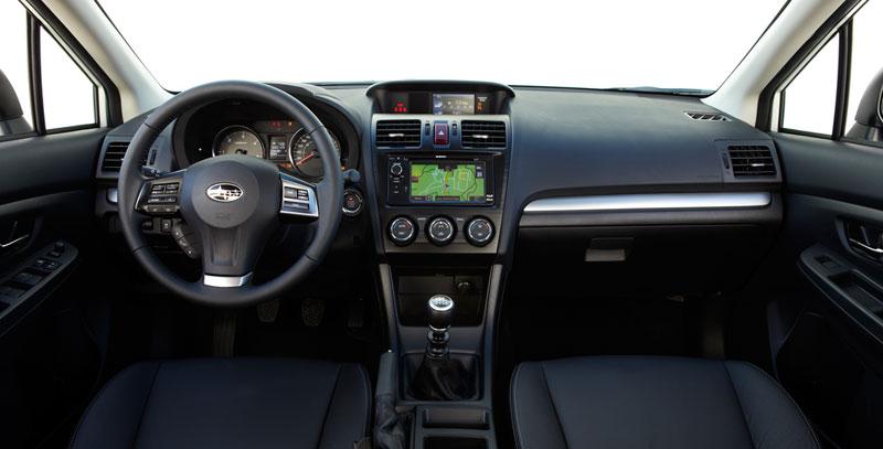 Foto Salpicadero Subaru Xv Suv Todocamino 2012