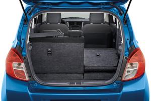 Foto Interiores 4 Suzuki Celerio Dos Volumenes 2015
