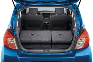 Foto Interiores 5 Suzuki Celerio Dos Volumenes 2015