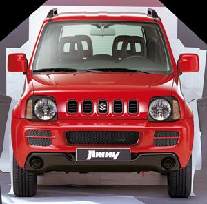 Foto Frontal Suzuki Jimny Suv Todocamino 2000
