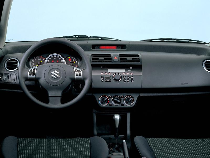 Foto Salpicadero Suzuki Swift Dos Volumenes 2006
