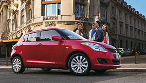 Foto Exteriores-(4) Suzuki Swift Dos Volumenes 2010