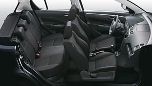 Foto Interiores Suzuki Swift Dos Volumenes 2010