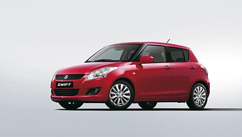 Foto Lateral Suzuki Swift Dos Volumenes 2010