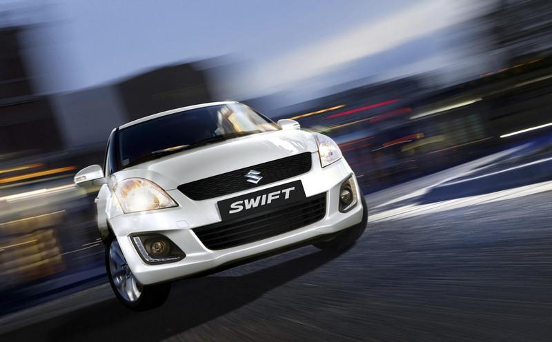 Foto Exteriores Suzuki Swift Dos Volumenes 2017