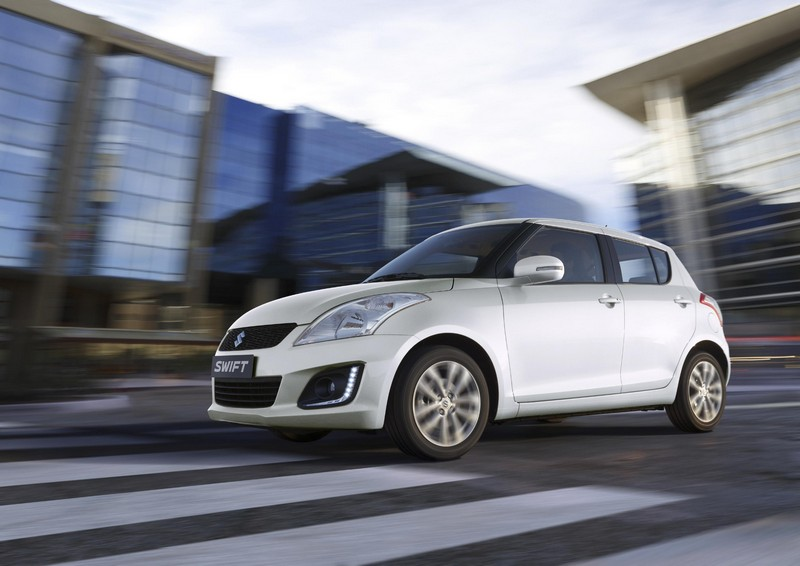 Suzuki Swift 2017 lateral