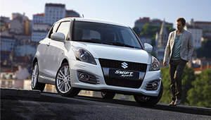 Foto suzuki swift-sport 2011