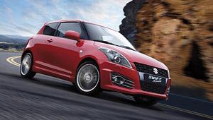 Foto Exteriores (3) Suzuki Swift-sport Dos Volumenes 2011