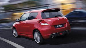 Foto Exteriores Suzuki Swift-sport Dos Volumenes 2011
