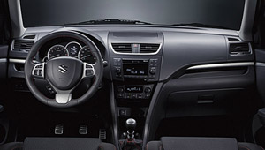 Foto Salpicadero Suzuki Swift-sport Dos Volumenes 2011