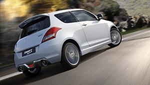 Foto Trasera Suzuki Swift-sport Dos Volumenes 2011