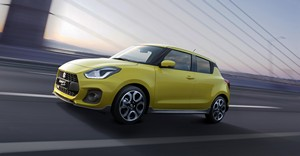 Foto suzuki swift-sport 2018
