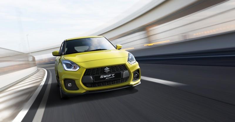 Foto Exteriores Suzuki Swift Sport Dos Volumenes 2018
