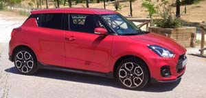 Foto suzuki swift-sport-48V 2020