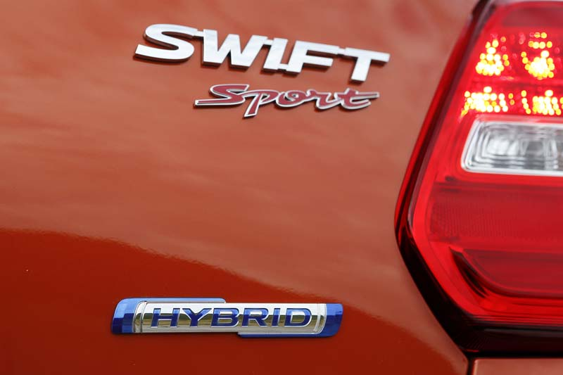 Foto Detalles Suzuki Swift Sport 48v Dos Volumenes 2020