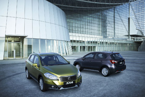 Foto Exteriores (5) Suzuki Sx4 Suv Todocamino 2013