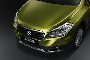 Foto Exteriores (7) Suzuki Sx4 Suv Todocamino 2013