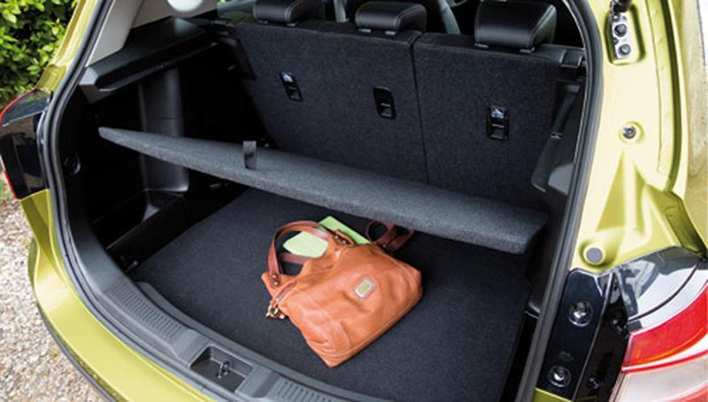 Foto Interiores Suzuki Sx4 Suv Todocamino 2013