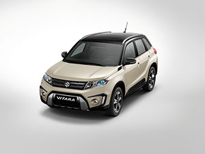 Foto Exteriores (6) Suzuki Vitara Suv Todocamino 2014