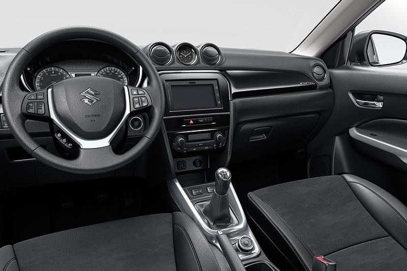 Foto Interiores Suzuki Vitara Suv Todocamino 2014