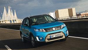 Foto Exteriores (18) Suzuki Vitara Suv Todocamino 2015