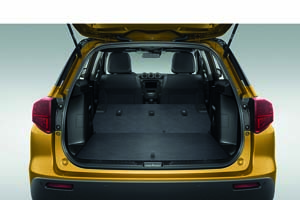 Foto Interiores (4) Suzuki Vitara-mild-hybrid Suv Todocamino 2020