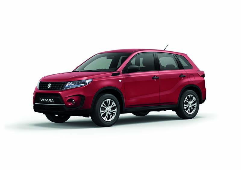 Foto Exteriores Suzuki Vitara Mild Hybrid Suv Todocamino 2020