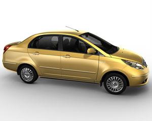 Foto Exteriores (3) Tata Indigo Sedan 2012