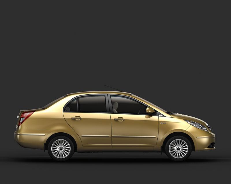 Foto Exteriores Tata Indigo Sedan 2012