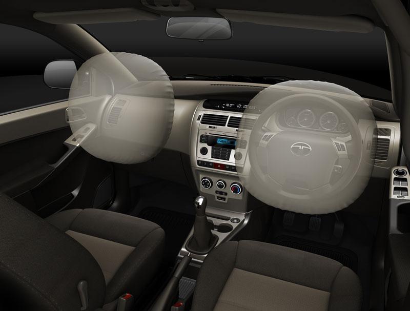 Foto Tecnicas Tata Indigo Sedan 2012