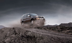 Foto tata safari 2012