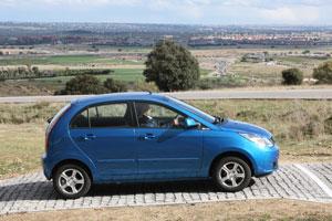 Foto Exteriores (12) Tata Vista Dos Volumenes 2012