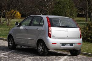 Foto Exteriores (4) Tata Vista Dos Volumenes 2012