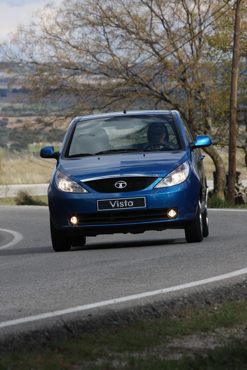 Foto Exteriores (11) Tata Vista Dos Volumenes 2012