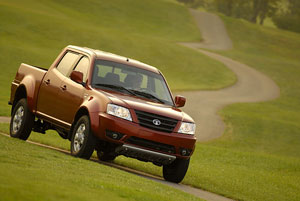 Foto Exteriores Tata Xenon Pick Up 2012