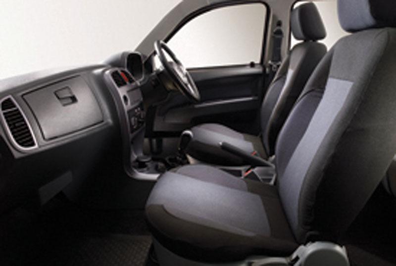 Foto Interiores Tata Xenon Pick Up 2012