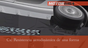 Foto tecnica aerodinamica