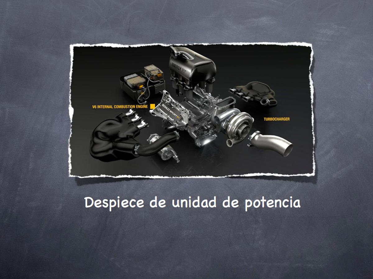 Motor F1 2014