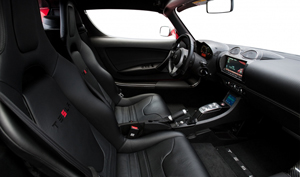 Foto Interiores-(2) Tesla 2.5 Descapotable 2010