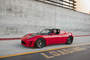 Foto Lateral Tesla 2.5 Descapotable 2010