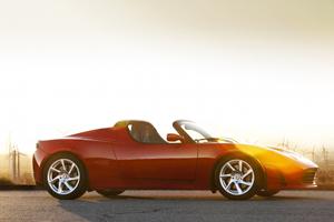 Foto Perfil Tesla 2.5 Descapotable 2010