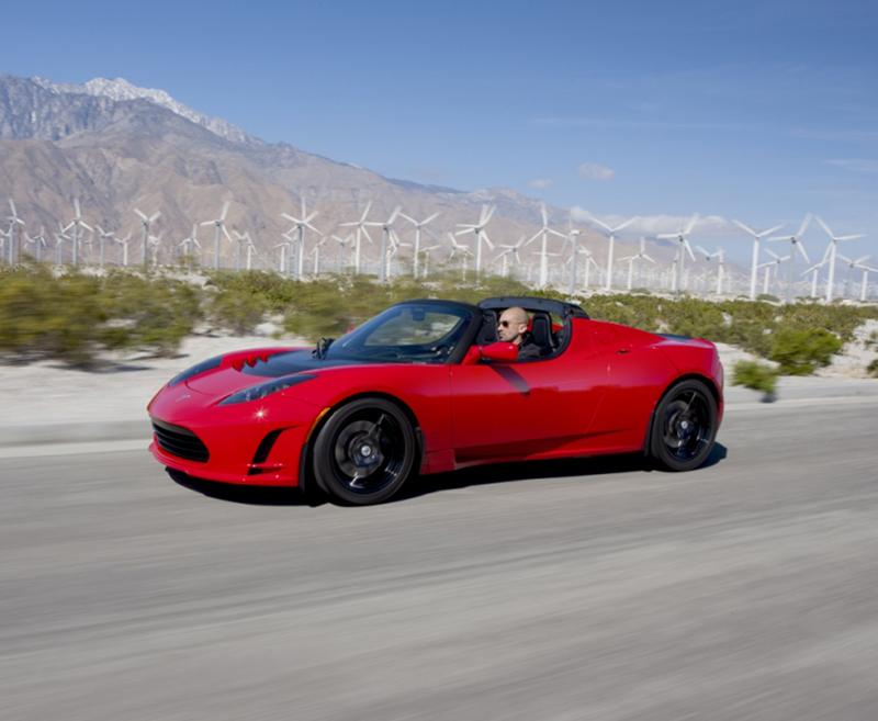 Foto Exteriores-(5) Tesla 2.5 Descapotable 2010