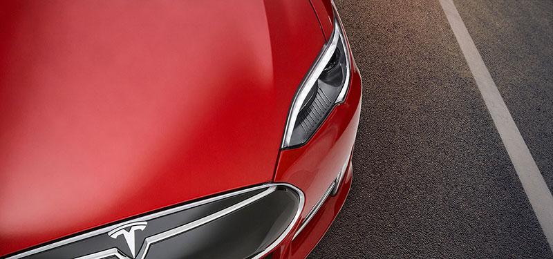 Foto Detalles Tesla S Sedan 2015