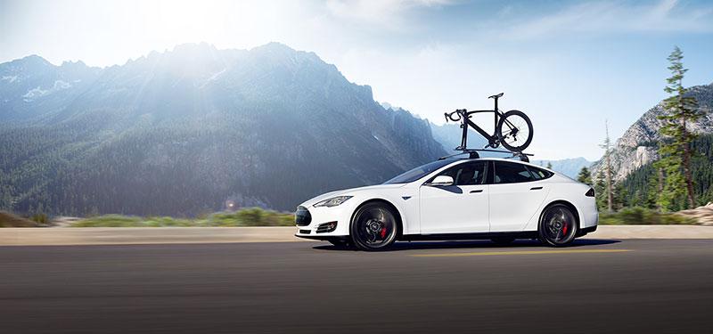 Foto Exteriores Tesla S Sedan 2015