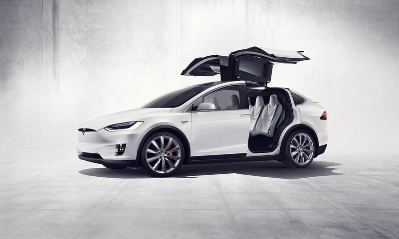 Foto Exteriores Tesla Model X Suv Todocamino 2015