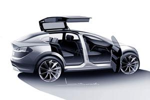 Foto Tecnicas (1) Tesla Model-x Suv Todocamino 2012