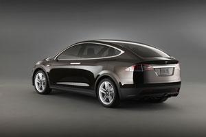 Tesla en el Salón de Ginebra 2012