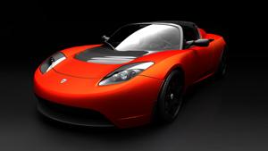 Foto Exteriores (2) Tesla Roadster Descapotable 2010