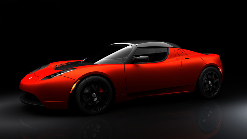 Foto Exteriores (1) Tesla Roadster Descapotable 2010